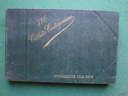 Grand Album 2eme Collection FÉLIX POTIN 510 Photos Dont NADAR Célébrités - Célébrités