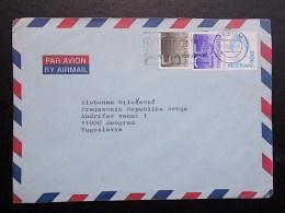 2822 - EIBERGEN TO PRESIDENT OF YUGOSLAVIA SLOBODAN MILOSEVIC - 1980-... (Beatrix)