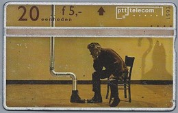 NL.- Telefoonkaart. 309C. PTT Telecom. 20 Eenheden. 5 Gulden. DECEMBER 1993. SINTERKLAAS. - Seizoenen