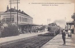 FRANCONVILLE Interieur De La Gare - Franconville