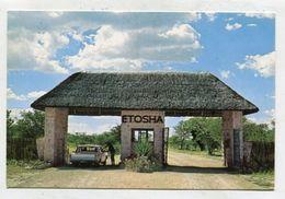 NAMIBIA - AK 316926 Etosha National Park - Anderson Gate - Namibia