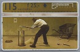 NL.- Telefoonkaart. PTT Telecom. 115 Eenheden. DECEMBER 1993. OUD & NIEUW. 309L - Seizoenen