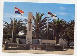 NAMIBIA - AK 316933 Swakopmund - Heldengedenktag - Namibia