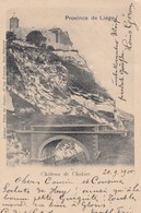 CHOKIER / FLEMALLE / CHATEAU DE CHOKIER  / LE PONT / 1900  PRECURSEUR - Flémalle