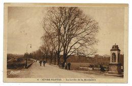CPA - SEVRE NANTES - LA LEVEE DE LA MORINIERE - Loire Atlantique 44 - France