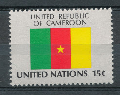 Nations Unies N°329** Drapeau Du Cameroun - Unused Stamps