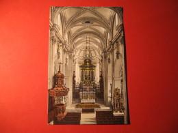 CARTOLINA   LUZERN  INNERES DER HOFKIRCHE   D - 3303 - Svizzera