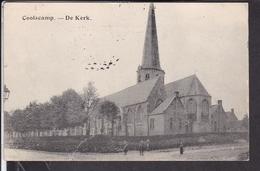 Koolskamp , Coolskamp De Kerk  Feldpost 1915 - Belgium
