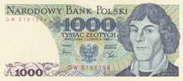 Rox Poland 1000 Zlotych 1982 FDS - Polonia
