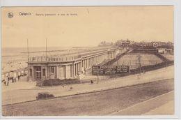 Oostende - Galerie Promenoir Et Jeux De Tennis - Oostende