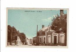 Cpa AIZENAY Vendée La Mairie établissement Picard - Coll Roux - Aizenay