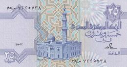 Rox Egitto 25 Piastre FDS - Egitto