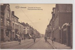 Oostende - Chaussée De Nieuport - Nieuwpoortsche Steenweg - Oostende