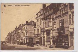 Ostende - Chaussée De Nieuport - Oostende