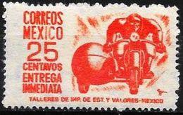 Messico/Mexico/Mexique: Moto Sidecar, Sidecar Motorcycle, Moto Side-car - Motos