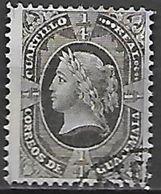 GUATEMALA    -   1875 .  Y&T N° 7 Oblitéré. - Guatemala