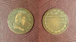 GRANDE-BRETAGNE - Jeton Du Jubilée De Geroges III - 1810 - Royaux/De Noblesse