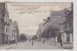 Ostende Chaussée De Thourout Et Auto-Garage Du Littoral - Oostende