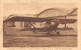 Aérodrome Du BOURGET - Aviation Militaire - Bréguet 19 A.2 - Type Raid Pelletier D'Oisy - Aérodromes