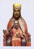 Tindari - Santino MADONNA NIGRA SED FORMOSA - PERFETTO N92 - Religione & Esoterismo
