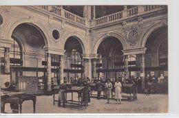 Ostende Intérieur De La Grande Poste - Oostende