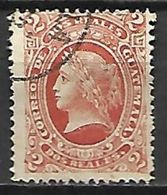GUATEMALA    -   1875 .  Y&T N° 10 Oblitéré - Guatemala