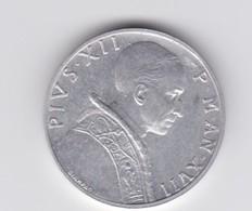 Rox  1955 Vaticano 5 Lire SPL - Vatican
