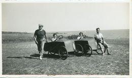 Photo Voiture à Pédales Automobile Ancienne - Automobiles