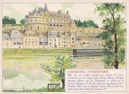 Chromo Delespaul-Havez-1-Château D'Amboise - Otros