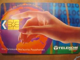 Télécarte De Malaisie - Malaysia