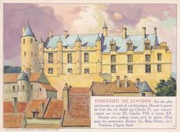 Chromo Delespaul-Havez-7-Château De Loches - Otros