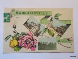 Souvenir De MARCHAINVILLE - France