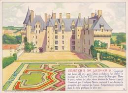 Chromo Delespaul-Havez-12-Château De Langeais - Otros