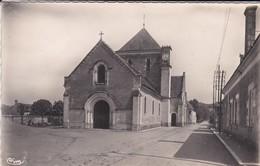 37----BARROU---l'église--voir  2 Scans - Other Municipalities