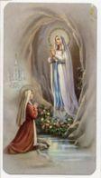 Santino PREGHIERA ALLA VERGINE SANTA (dell'Abate Perreyve) - OTTIMO N92 - Religione & Esoterismo