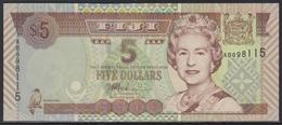 Fiji 5 Dollars (ND 2002) UNC - Fidji