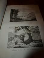 1935 VOSGES (Histoire-Antiquités-Caractère-Langage-Curiosités-Industrie Commerciale-Gravures-Variétés Morales- Etc) - Books, Magazines, Comics