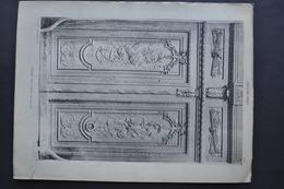 L' ARCHITECTURE FRANCAISE - LE HAVRE - PORTE DE L' ARSENAL -  STYLE LOUIS XVI - Vieux Papiers