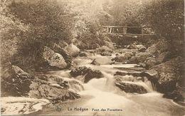 SART-LEZ-SPA - La Hoëgne - Pont Des Forestiers - N'a Pas Circulé - Edit. : Hôtel Belle-vue, Hockai - Jalhay