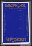 Cartes à Jouer CAR LACROIX Beauchamp Jeu De 54 Cartes Neuf Editions DUSSERRE Paris Port 250g - Kartenspiele (traditionell)