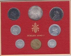 Rox  Vaticano 1963 PAPA PAOLO VI ANNO 1 - Vaticano