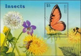 Antigua En Barbuda  Butterflies - Vlinders