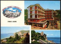 ITALIA - FINALE LIGURE MARINA (SV) - PARK HOTEL CASTELLO - Borse E Saloni Del Collezionismo