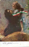Le Lierre - Tranquillo Cremona - Ruban Aux Couleurs Italienne épingle - Paintings