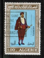 ALGERIA  Scott # 537 VF USED - Algeria (1962-...)