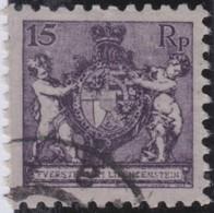 Liechtenstein       .     Yvert  .     51   B       .        O    .          Gebruikt   .     /   .     Cancelled - Liechtenstein