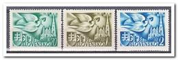 Slowakije 1942, Postfris MNH, European Postal Congress - Slovakia