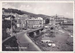 GENOVA VOLRI -PANORAMA VG  AUTENTICA 100% - Genova