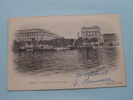 BONE - L'Entrée Du Cours National ( 23 - ND Phot ) Anno 1903 Constantine ( Voir Photo Svp Pour Détail ) ! - Algérie