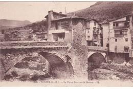 SOSPEL LE VIEUX PONT SUR LA BEVERA (dil343) - Sospel